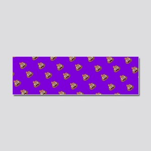 Emoji Poop Car Magnet 10 x 3