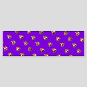 Emoji Poop Sticker (Bumper)