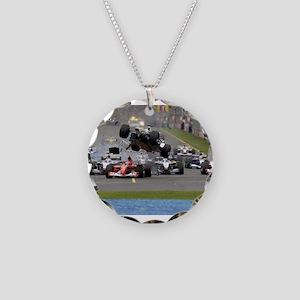 F1 Crash Necklace