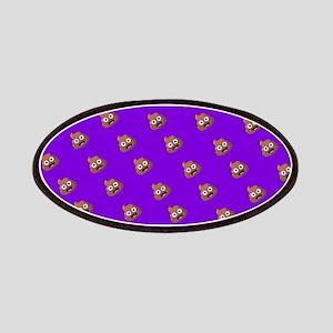 Emoji Poop Patch