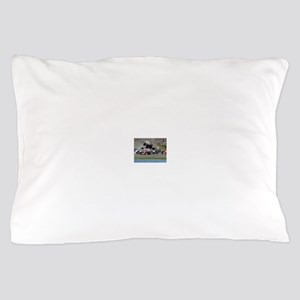 F1 Crash Pillow Case