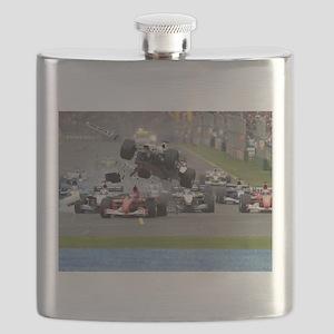 F1 Crash Flask