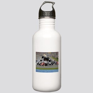 F1 Crash Water Bottle