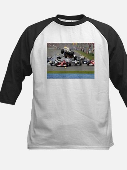 F1 Crash Baseball Jersey