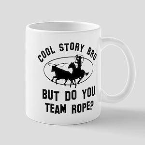 Team Rope designs Mug
