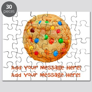 Personalize It, Chocolate Cookie Puzzle