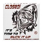 Give it up Tile Coaster