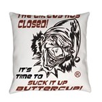 Give it up Everyday Pillow