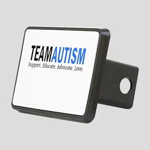 Team Autism (Blue) Rectangular Hitch Cover