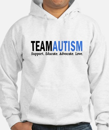 Team Autism (Blue) Jumper Hoody