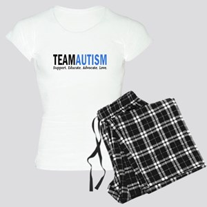 Team Autism (Blue) Women's Light Pajamas