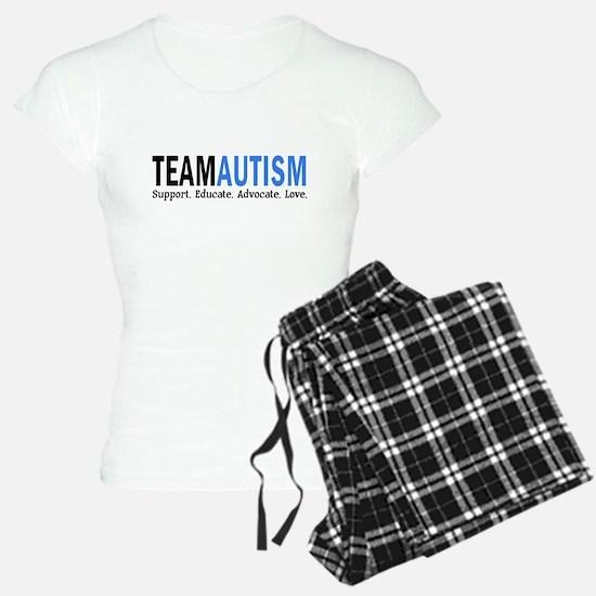 Team Autism (Blue) Pajamas