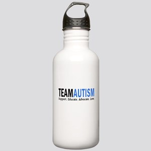 Team Autism (Blue) Stainless Water Bottle 1.0L