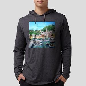 Portofino Mens Hooded Shirt