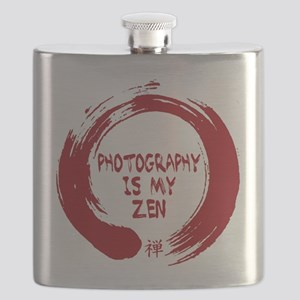 Photography is my Zen-1-red Flask