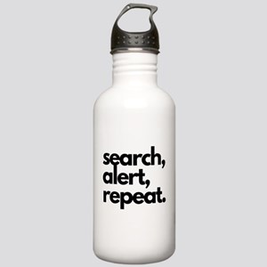 Nosework Search Alert Stainless Water Bottle 1.0l