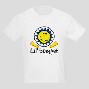 PinKidz Lil Bumper (blue) Kids T-Shirt
