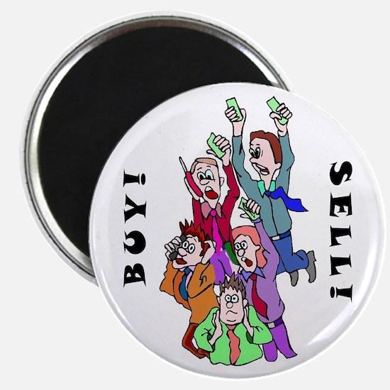 Buy Sell Brokers Magnet
