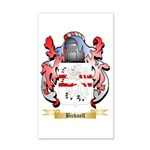 Bicknell 20x12 Wall Decal