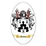 Bickley Sticker (Oval 10 pk)