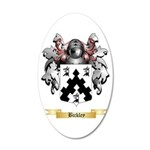 Bickley 20x12 Oval Wall Decal