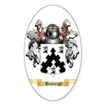 Bickleigh Sticker (Oval 50 pk)