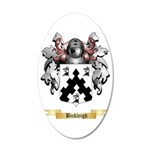 Bickleigh 35x21 Oval Wall Decal