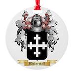 Bickerstaff Round Ornament