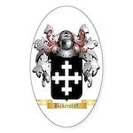 Bickerstaff Sticker (Oval)