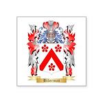 Biberman Square Sticker 3
