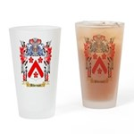 Biberman Drinking Glass