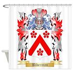 Biberman Shower Curtain