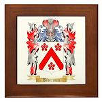 Biberman Framed Tile