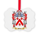 Biber Picture Ornament