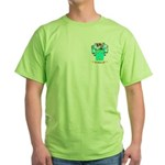 Bibbye Green T-Shirt