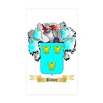 Bibbye Sticker (Rectangle 50 pk)