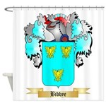 Bibbye Shower Curtain