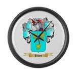 Bibbye Large Wall Clock