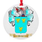 Bibby Round Ornament