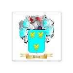 Bibby Square Sticker 3