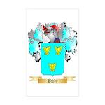 Bibby Sticker (Rectangle 50 pk)