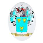Bibby Ornament (Oval)