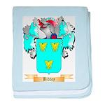 Bibbey baby blanket