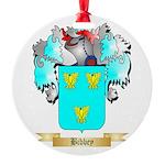 Bibbey Round Ornament