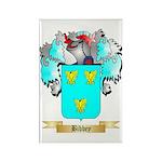 Bibbey Rectangle Magnet (100 pack)
