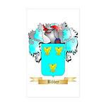 Bibbey Sticker (Rectangle 50 pk)