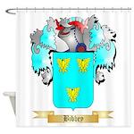Bibbey Shower Curtain