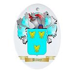 Bibbey Ornament (Oval)