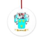 Bibbey Ornament (Round)