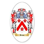Biavo Sticker (Oval 50 pk)